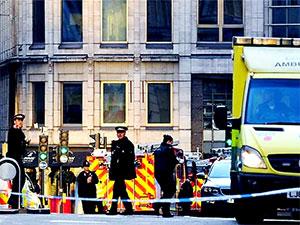 Londra saldırısını IŞİD üstlendi