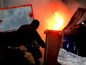 İran'ın Necef Başkonsolosluğu 3'üncü kez yakıldı
