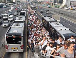 İBB'den metrobüs zammı açıklaması