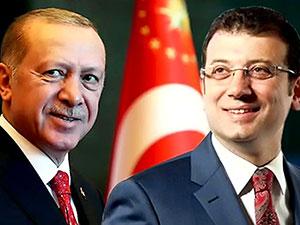 Erdoğan'dan İmamoğlu'na: Kanal İstanbul'a başlıyoruz, sen otur işine bak