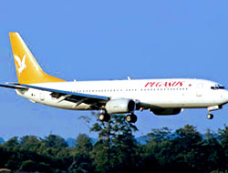 Pegasus'tan 9,99'luk uçak bileti!