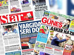 Star ve Güneş gazeteleri kapanıyor