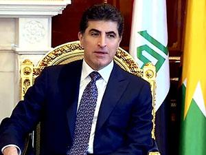Neçirvan Barzani'den Hamaney'e taziye mesajı