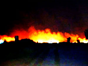 Irak'ta Haşdi Şabi'ye hava saldırısı iddiası