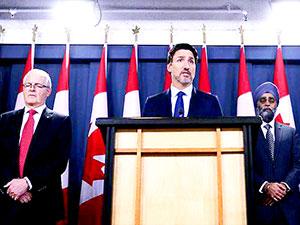 Kanada Başbakanı: Ukrayna uçağı İran füzesi ile vuruldu