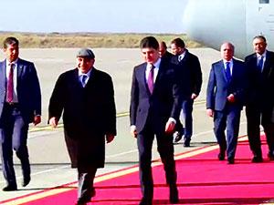 Irak Başbakanı Abdulmehdi Hewler'de