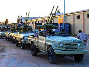 Libya'da Hafter'e bağlı güçler ateşkesi kabul etti