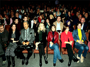 Demirtaş'ın 'Devran' kitabı tiyatro sahnesinde