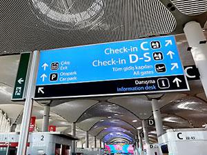 İstanbul Havalimanı'nda 36 dil var, Kürtçe yok