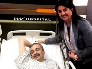 Sırrı Süreyya Önder ameliyat oldu