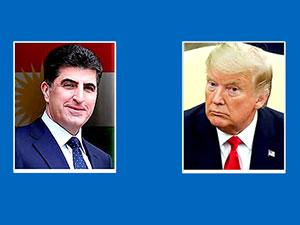 Trump'tan Neçirvan Barzani'ye Newroz mektubu