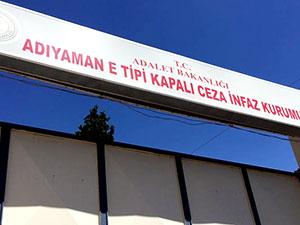 Depremde hasar gören Adıyaman Cezaevi'ndeki 814 tutuklu naklediliyor