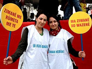 İBB'ye çağrı: Zazaki Kürtçesi kursu da açılsın