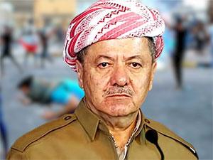 Mesud Barzani: Göstericilere yönelik şiddeti kınıyoruz