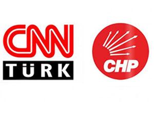 CHP'den CNN Türk'ü boykot kararı