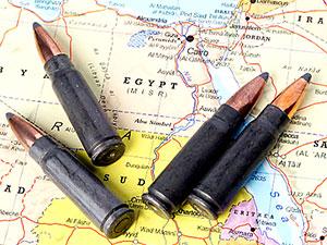 Mısır dünyanın en güçlü orduları arasına girdi