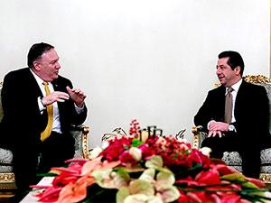 Mesrur Barzani Münih'te Pompeo ile görüşecek