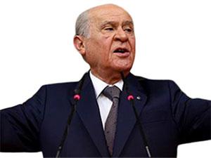 Bahçeli: 'Serok Ahmet'in MHP'yle didişmesi onun haddi değildir'