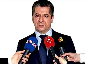 Mesrur Barzani: Münih'te çok verimli görüşmeler yaptık