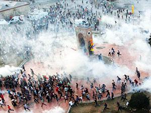Bin 376 isimden ortak açıklama: Hepimiz Gezi'deydik