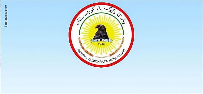 KDP: Kimse Kürtlerin yerine karar veremez