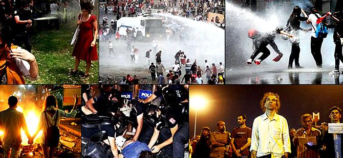 Gezi davasında karar: Tüm sanıklar için beraat kararı