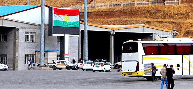 Kürdistan Bölgesi, İran'a açılan sınır kapılarını kapattı
