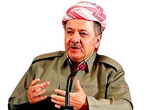 Mesud Barzani'den yeni hükümet için görevlendirilen Kazimi'ye destek