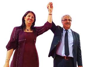 HDP'de yeni eş başkanlar seçildi