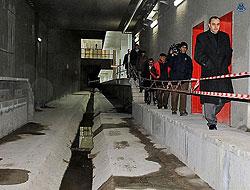 İstanbul Metrosunda Yangın