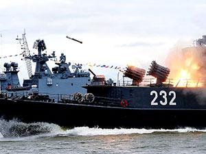 Rusya, füzelerle donatılmış iki savaş gemisini Akdeniz'e gönderdi
