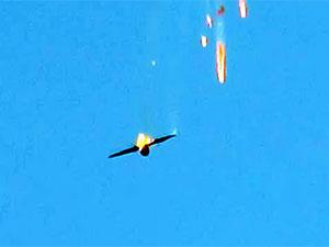 MSB: Rejime ait 2 uçak düşürüldü