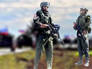 Rusya: Rus askeri polisi Serakib'e konuşlandı