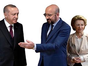 İddia: Erdoğan AB ile görüşmeyi terk etti
