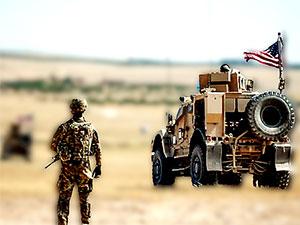 ABD güçleri Haseke'de Rus askeri araçlarını durdurdu