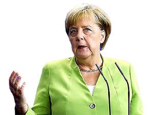 Merkel: Nüfusun yüzde 70'i 'corona'ya yakalanabilir