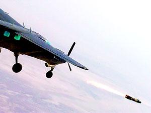 Suriye'nin Deyrezzor kentinde hava saldırısı