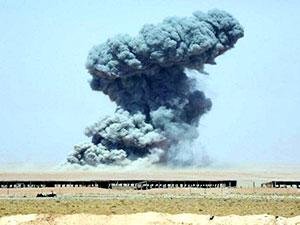 ABD'den Irak Hizbullahı'na bombardıman