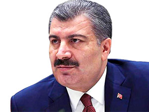 Sağlık Bakanı: Aytaç Yalman'la birlikte koronavirüsten ölen kişi sayısı 3 oldu