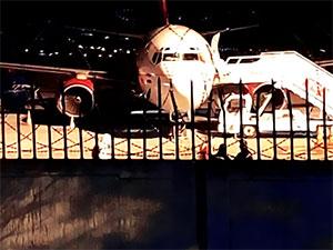Bağdat'tan Ankara'ya gelen uçaktaki 57 kişi karantinaya alındı