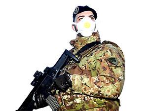 Koronavirüs tedbirleri: Fransa ve İsviçre'de ordu devreye giriyor