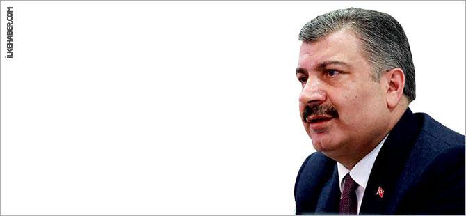 Sağlık Bakanı: Başta İstanbul ve Bursa olmak üzere vakalarda artış var