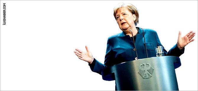 Merkel: İkinci bir dalgayı kaldıramayız