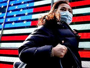 ABD'de koronavirüs vakaları Çin'i geçti