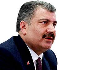 Sağlık Bakanı: Sağlık çalışanı enfekte sayımız 7 bin 428