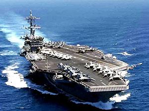 ABD uçak gemisinde koronavirüs krizi