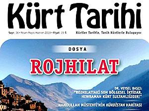 Kürt Tarihi dergisi online erişime açıldı