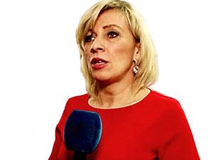 Zaharova: Astana görüşmeleri yarın yapılacak