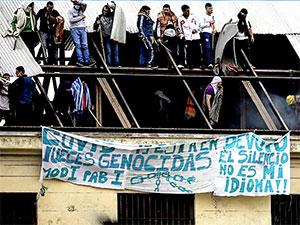 Arjantin'de cezaevinde 'Corona' isyanı