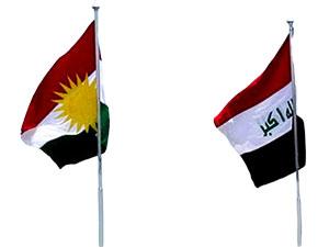 Kürdistan Bölgesi heyeti Irak'ın başkenti Bağdat'ta